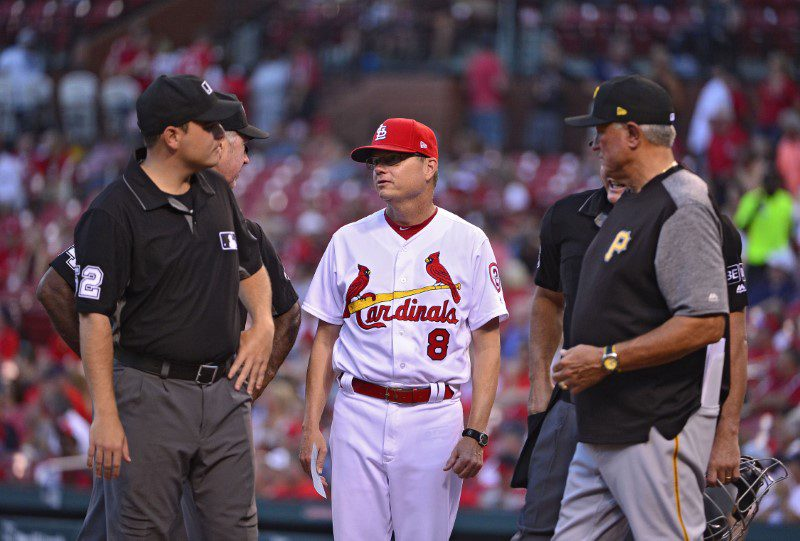 MLB notebook: Cardinals name Shildt full-time director