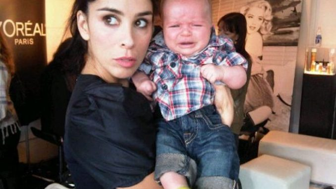 Sarah Silverman Announces Plans To 'Actually eat An Aborted Fetus'