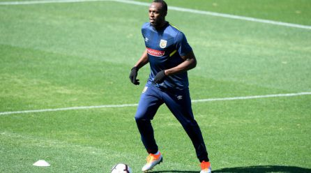 Amateurs vow no easy trip for Bolt ahead of Mariners debut