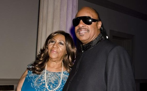 Stevie Wonder Blames Global Warming Designed for Aretha Franklin's Cancer