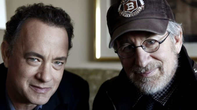 Tom Hanks & Steven Spielberg Accused Of Child Rape