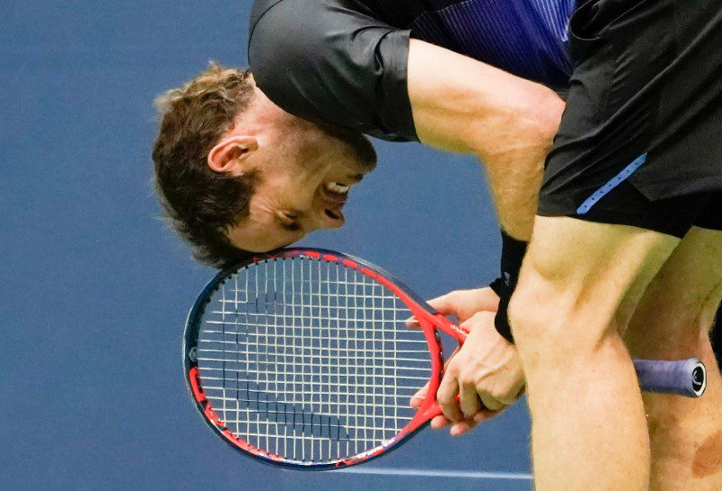 Murray true to word with 2nd round exit at Oughout.S. Open