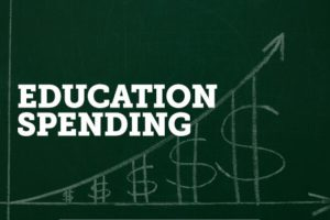 School Districts Plan Sizeable Spending Increases