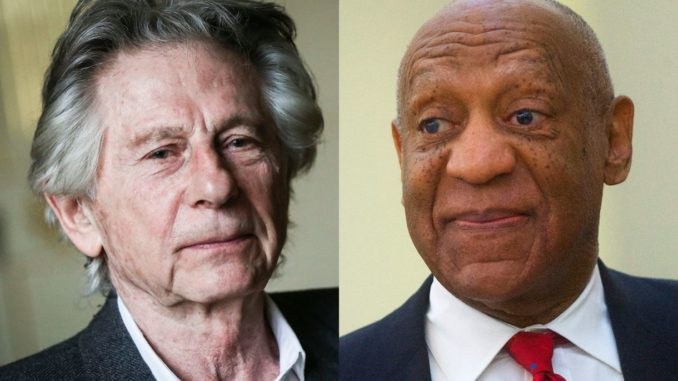The Film Academy Kicks out Bill Cosby & Roman Polanski