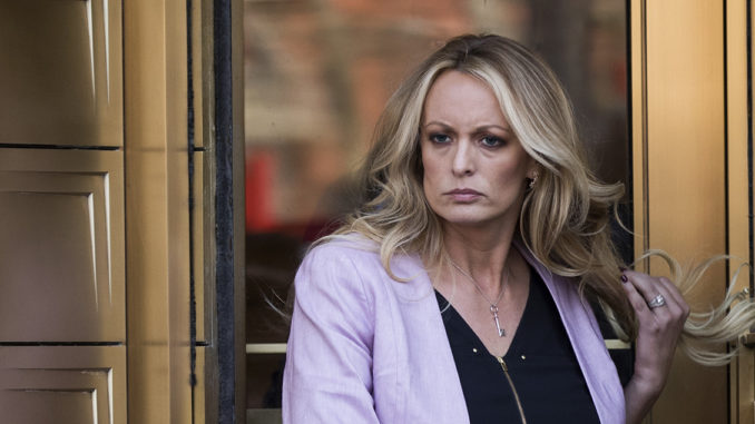 Stormy Daniels Guilty Of Covering Up Sex-related Assault Of Colleague