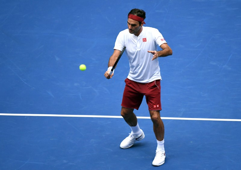 Federer again reaches third circular of U.S. Open