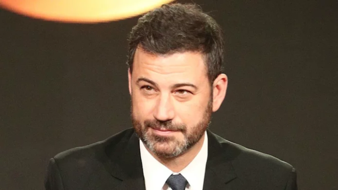 Jimmy Kimmel: It's Time To Shed Anti-Trump Act