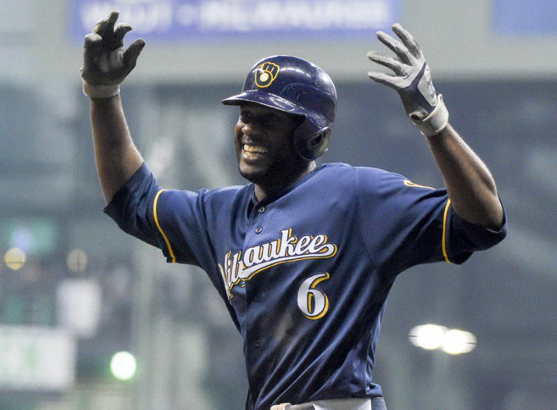 Cain's 11th-inning blast sends Systems past Reds