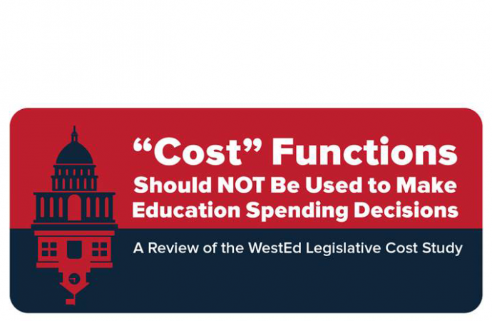 KPI presents scholarly review critical connected with WestEd education cost study