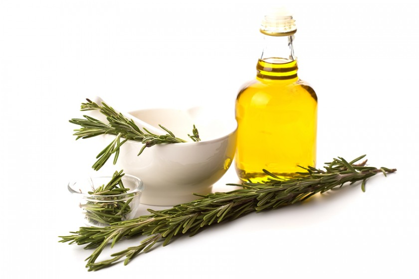 The Curative Effects of Rosemary oil Essential Oil