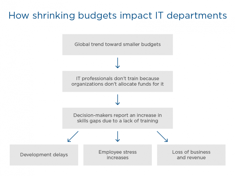 How Shrinking Budgets Are Affecting IT Departments — The Evolution of the IT Decision-Maker, Part II