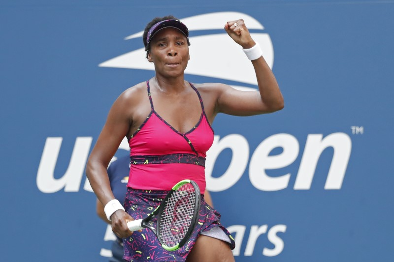 Venus eyes potential clash by using Serena