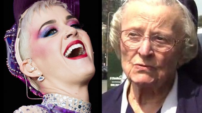 Nun Who Begged 'Satanic' Katy Perry To go away Her Alone Found Inactive